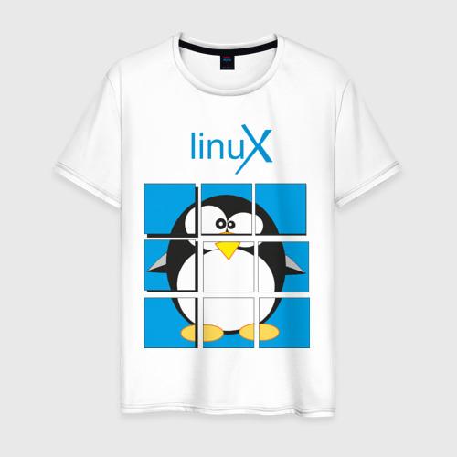 Футболка Linux (4)