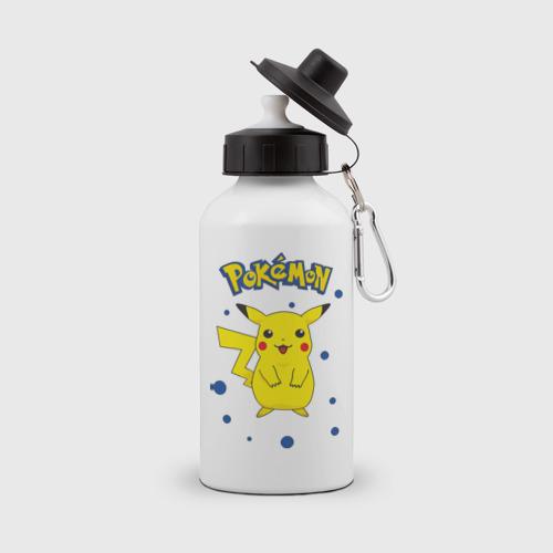 Бутылка спортивная Pokemon (1)