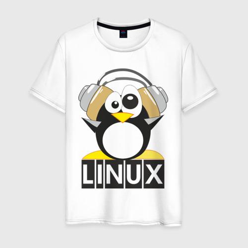 Футболка Linux (6)