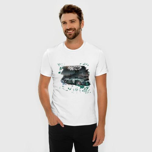 Мужская футболка премиум Prostreet Фото 01
