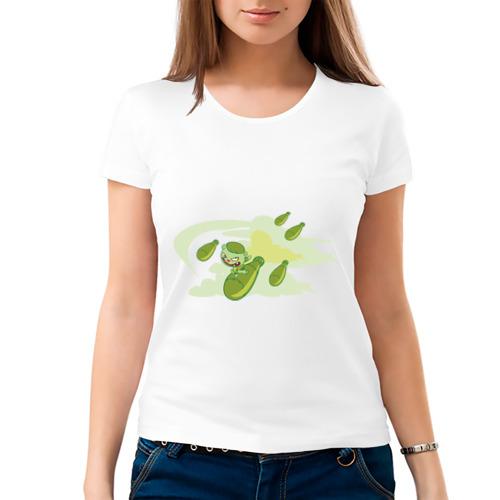 Женская футболка хлопок  Фото 03, Happy tree friend (9)