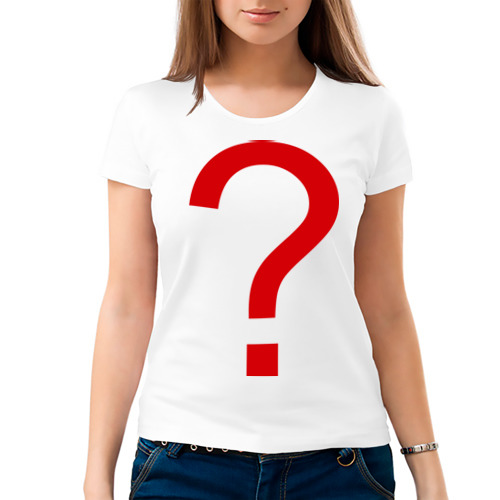 Женская футболка хлопок  Фото 03, Вопрос