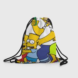 С новым годом Simpsons