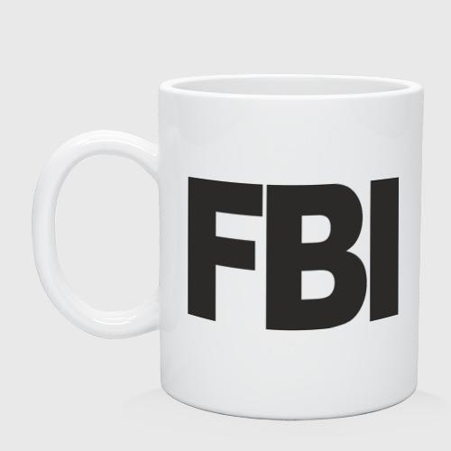 Кружка FBI