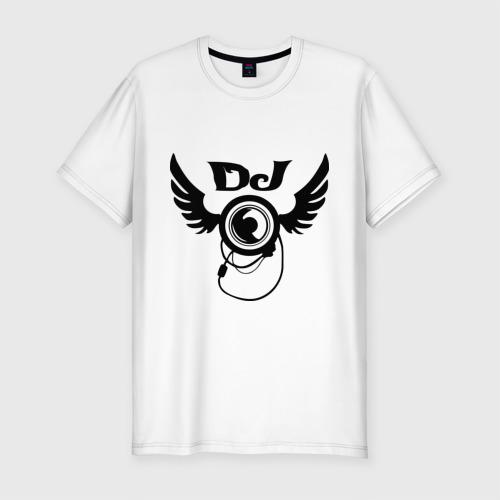 Мужская футболка премиум  Фото 01, DJ (6)