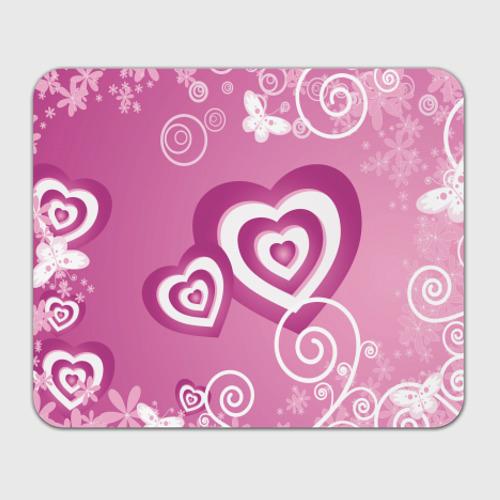 Коврик для мышки прямоугольный  Фото 01, Pink