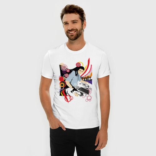 Мужская футболка премиум  Фото 03, Kлуб