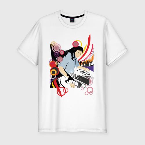 Мужская футболка премиум  Фото 01, Kлуб