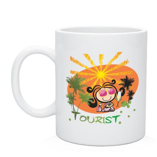 Кружка Tourist от Всемайки