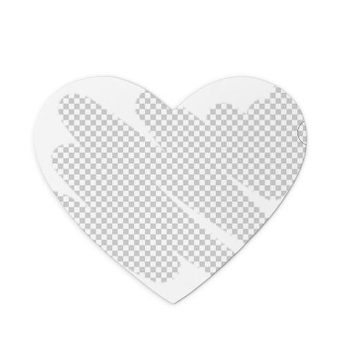 Коврик для мыши сердце