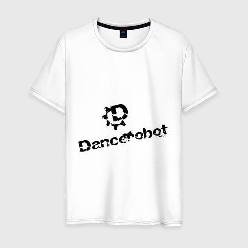 Мужская футболка хлопок Dancerobot
