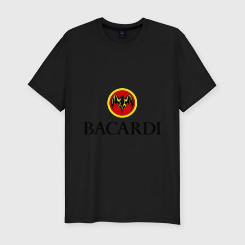 Мужская футболка премиум  Фото 01, Bacardi