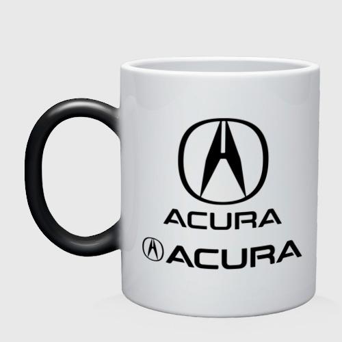Кружка хамелеон  Фото 01, Acura