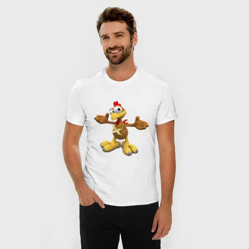 Мужская футболка премиум  Фото 03, Moorhuhn