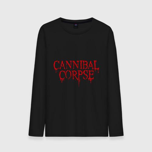 """Мужская футболка с длинным рукавом """"Cannibal Corpse"""" - 1"""