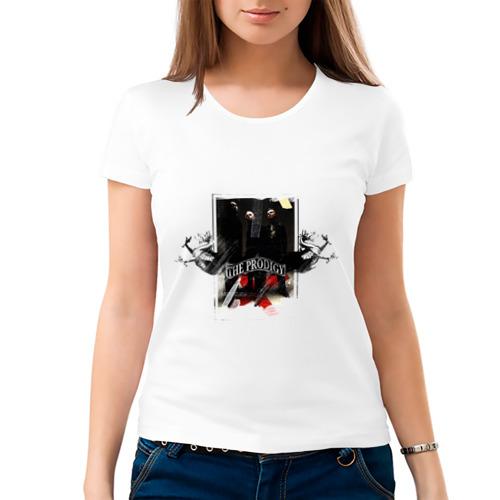 Женская футболка хлопок  Фото 03, The Prodigy