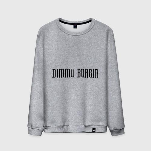 Мужской свитшот хлопок  Фото 01, Dimmu Borgir