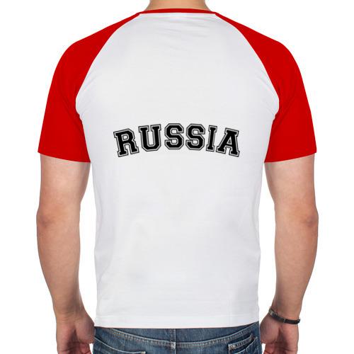 Мужская футболка реглан  Фото 02, Бокс