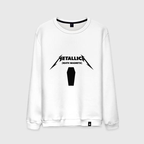 Мужской свитшот хлопок  Фото 01, Metallica (4)