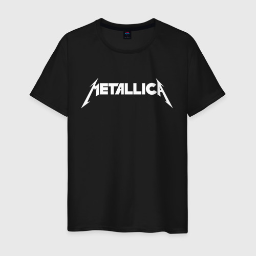 Мужская футболка хлопок Metallica (5)