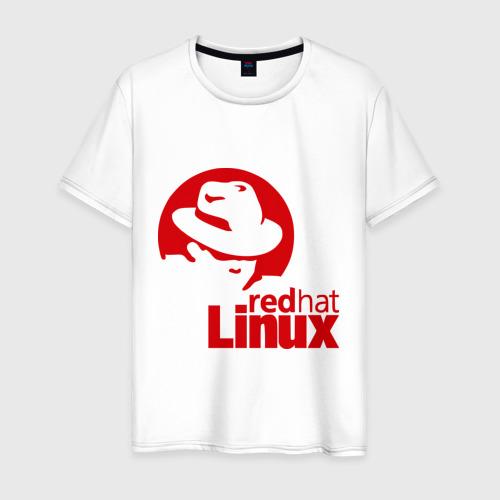 Футболка Linux - Redhart