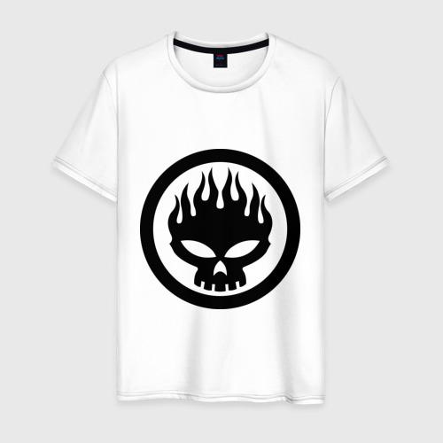 Мужская футболка хлопок The Offspring