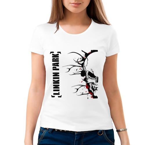 Женская футболка хлопок  Фото 03, Linkin Park (5)