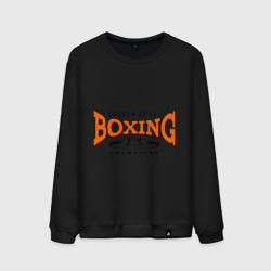 Бокс - чемпионы