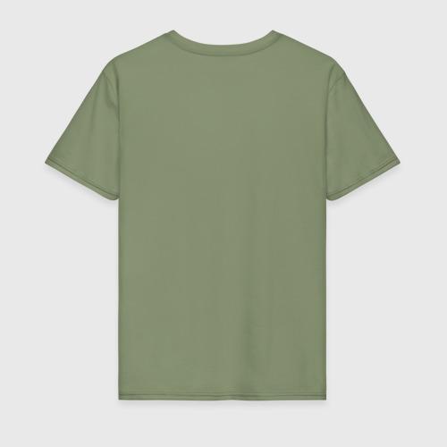 Мужская футболка хлопок Кросс Фото 01