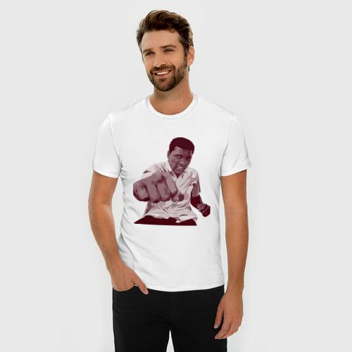 Мужская футболка премиум  Фото 03, Ali (1)