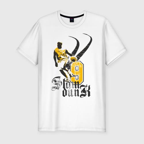 Мужская футболка премиум  Фото 01, basketball4