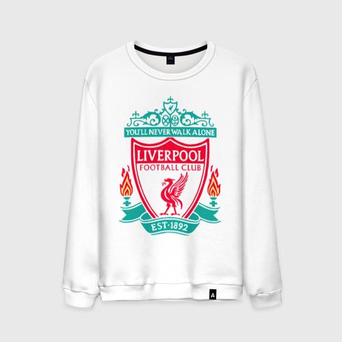 Мужской свитшот хлопок Liverpool