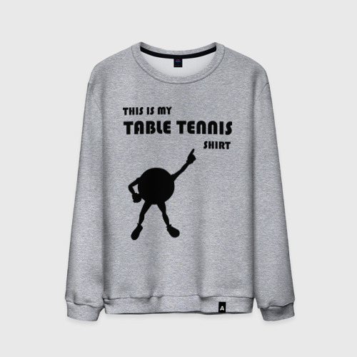 My table tennis shirt