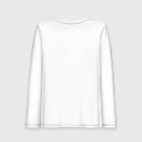 Женский лонгслив хлопок  Фото 02, My table tennis shirt