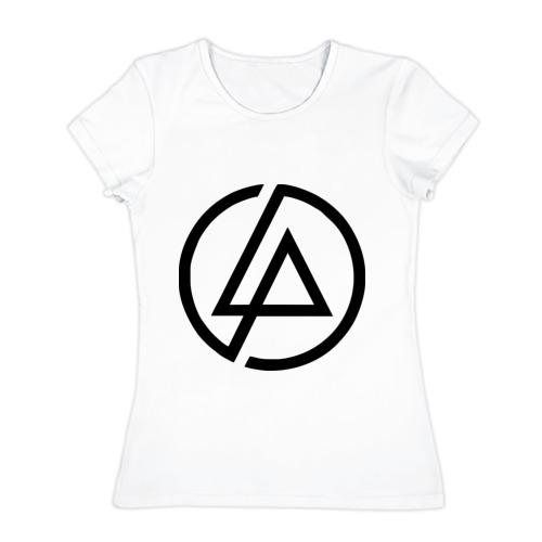 Женская футболка хлопок  Фото 01, Linkin park (5)