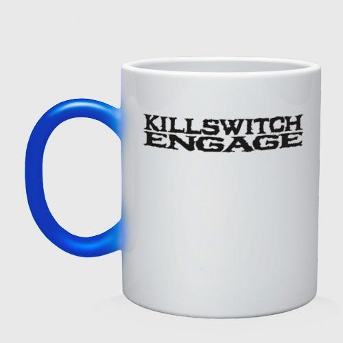 Кружка хамелеон  Фото 01, Killswitch Engage