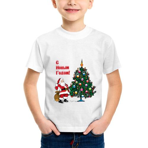 Детская футболка синтетическая Ded Moroz от Всемайки