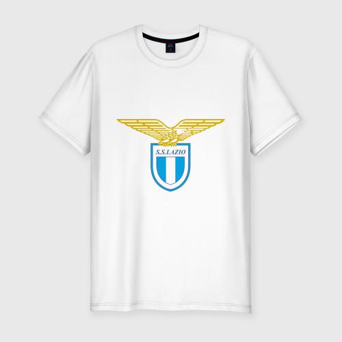 Мужская футболка премиум  Фото 01, Lazio