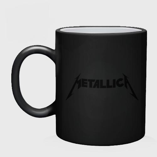 Кружка хамелеон  Фото 02, Metallica