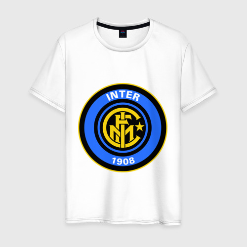 Мужская футболка хлопок Iinter