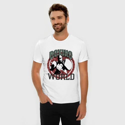 Мужская футболка премиум  Фото 03, бокс (10)
