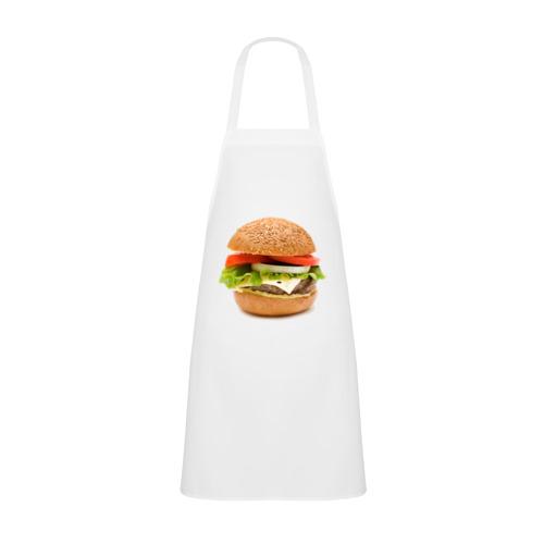 Фартук белый Гамбургер