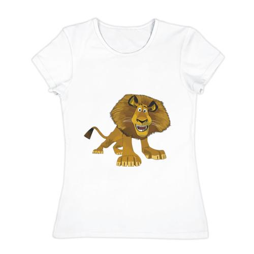 Женская футболка хлопок Мадагаскар (6)