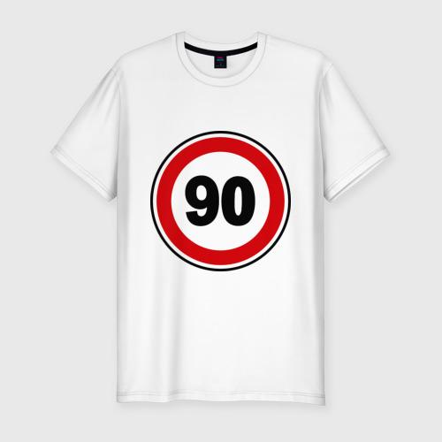 Мужская футболка премиум  Фото 01, Знак 90