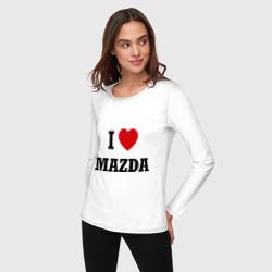 I love Mazda