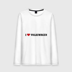 I love Volkswagen