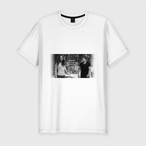 Мужская футболка премиум  Фото 01, Сумерки-Новолуние Затмение (4)
