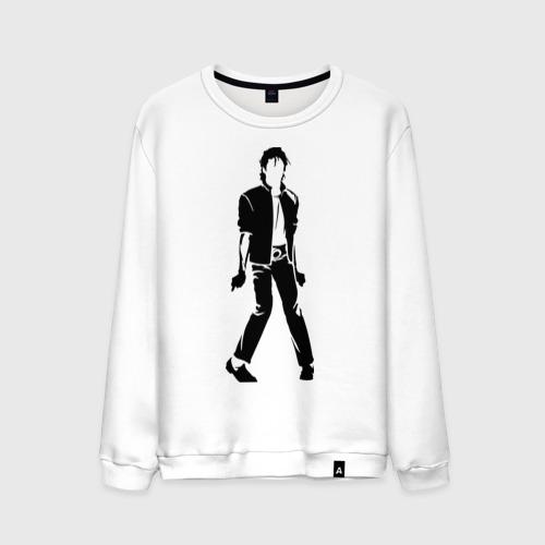 Мужской свитшот хлопок Майкл Джексон (9)