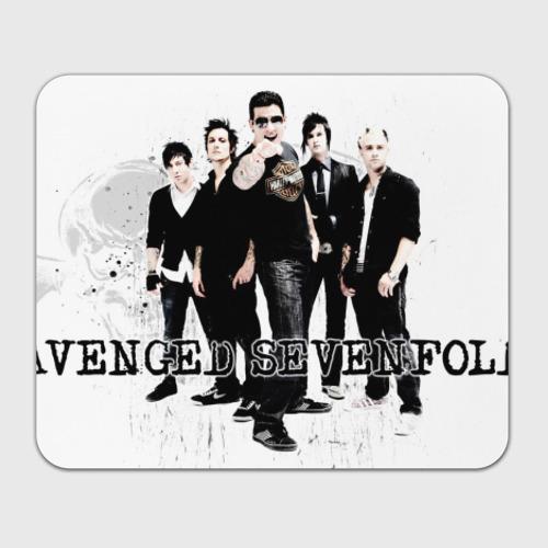 Коврик для мышки прямоугольный  Фото 01, Avenged Sevenfold
