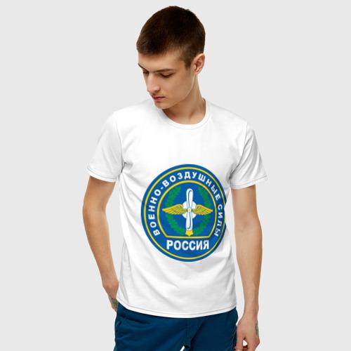 Мужская футболка хлопок ВВС Фото 01
